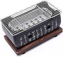 BBQ Grill Food Carbon Furnace Barbecue Stove