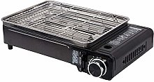 BBQ Grill, Outdoor Cassette Household Gas Grill,