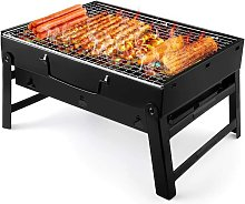 BBQ Grill, Portable and Foldable Outdoor Stainless