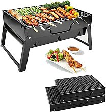 Bbq Grill, Portable Barbecue Grill For 1-6