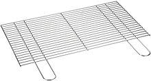 BBQ / Grill Rack - 67 x 40.5 cm - Chrome-Plated -