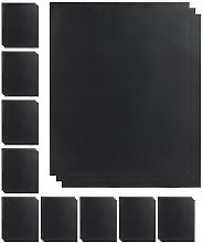 BBQ Grill Sheet Set Of 30, Non-stick Coated, Trim