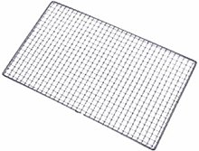 BBQ Grill Stainless Steel Net, Stainless Steel