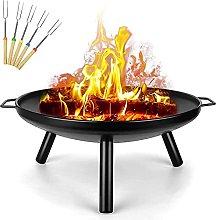 BBQ/Heating Fireplace, Cast Iron Patio Brazier
