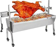 BBQ Rotisserie Grill, Charcoal Roast Machine