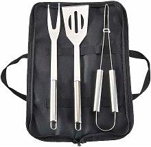 BBQ Tool Set, BBQ Grill Tool Kit, Stainless Steel