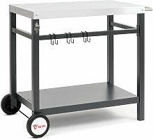 BBQ-Toro grill cart 85x50x81 cm   Side table