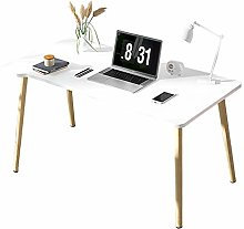 BBWYYQX Table Desk Household Study Table Bedroom