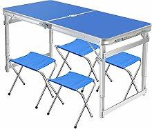 BBWYYQX Table Fold Outdoor Stall Desk,Adjustable