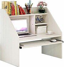 BBWYYQX Table Shelf Computer Desk Nightstand Desk
