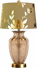 BBZZ Living Desk Lamp European Table Lamp Bedroom