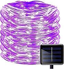 BBZZ Solar Led Light Outdoor Garden Tube Lights
