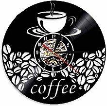 BBZZL Coffee shop wall decoration art coffee bean