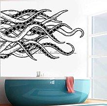 BBZZL Nordic Sea Monster Tentacle Octopus Wall