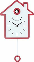 BCBKD Modern Cuckoo Clock for Kids Quartz Battery