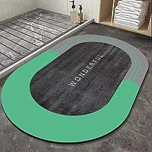 BCDALN Bathroom Diatom Mud Soft Floor Mats