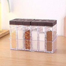 BCGT Plastic Food Storage Boxs Transparent Kitchen