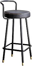 BCLGCF Barstools, Kitchen Counter Bar Chairs with