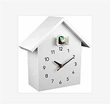 BCLGCF Cuckoo Quartz Wall Clock, Modern Bird