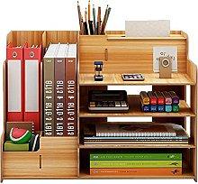 BCLGCF Desk Organizer Desktop Accessories Storage
