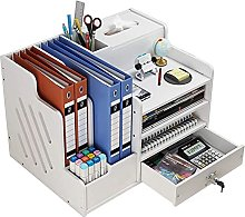 BCLGCF Desktop Organizer Multipurpose Office