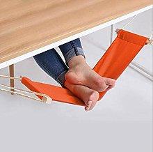 BCLGCF Foot Hammock Portable Adjustable Office