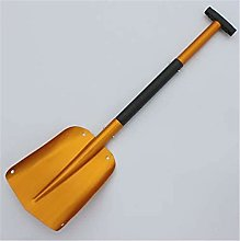 BCLGCF Portable Snow Shovel, Automobile Snow