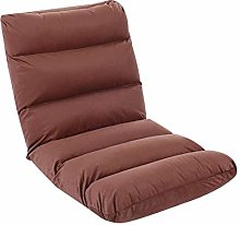 BCX Lazy Sofa Creative Folding Floor Chair Single