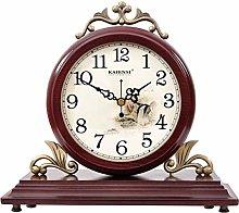 Bdb Mantel Clock, Decorative Wood vintage clocks,