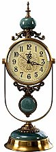 Bdb Retro Table Clocks, Metal Pendulum