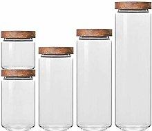 BDD Spice Jars,Airtight Lid - Bpa - Cereal