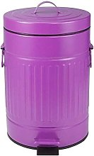 BDD Waste Bins Trash Can and Dustbin, Pedal with