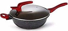 Bdesign Household Non-stick Pan, Wok Pan,
