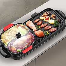 BDHBB Electric Grills, Indoor Korean Bbq Grill,
