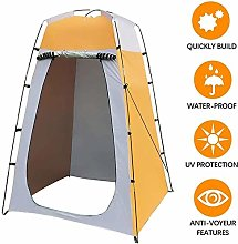 BDLeKing Shower Privacy Toilet Tent,Outdoor