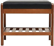 BDRPZX Home& Garden Furniture Wooden Shoe Rack