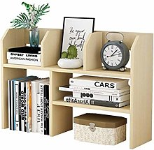 BDwantan Bookshelf and Bookcase Bookshelf Desktop