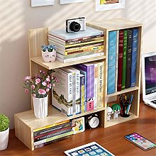 BDwantan Desk Storage Organizer Desktop Bookshelf