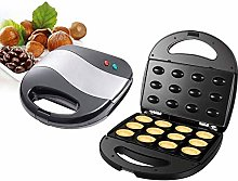 BDwantan Electric Nut Cake Maker Mini Baking