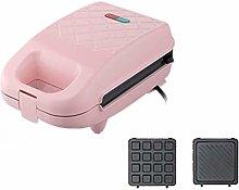 BDwantan Sandwich Toaster, Professional Waffle