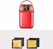 BDwantan Sandwich Toaster Sandwich Toastie Maker