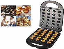 BDwantan Waffle Irons Nut Cake Maker, Nut Baker