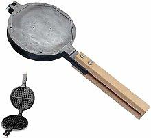 BDwantan Waffle Maker, Sandwich Toaster, Aluminum