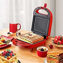 BDwantan Waffle Maker Sandwich Toaster, Deep