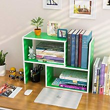 BDwantan Wooden Magazine Rack Small Tabletop