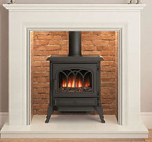 Be Modern Broseley Canterbury Coal Effect Electric