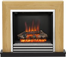 Be Modern Devonshire Electric Fireplace Suite in
