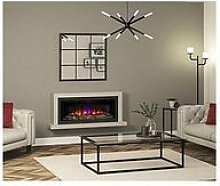 Be Modern Elyce Grande Wall Mounted Electric