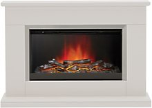 Be Modern Hansford Electric Fireplace Suite in