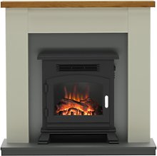 Be Modern Ravensdale Electric Suite in Stone